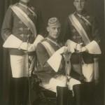 Das Chargerat im Jahre 1927/28. Wulle - Zeiß - Fassold